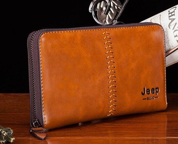 Мужской портмоне клатч Jeep art. 5881