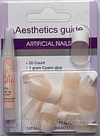 Накладные искусственные ногти GLOBOS N-6731