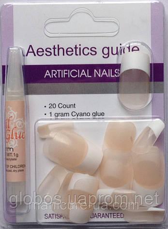Накладные искусственные ногти GLOBOS N-6731, фото 2