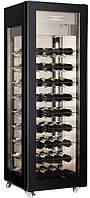 Витрина холодильная для вина EWT INOX RT-400L-2