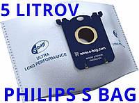 Philips Performer Pro, Expert, Silent, Ultimate мешки пакеты оригинал FC8027/01 s bag Ultra Long Performance, фото 1