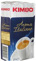 Молотый кофе натуральный Kimbo Aroma Italiano