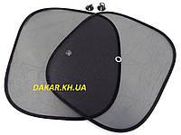 Шторки автомобильные солнцезащитные на присосках 440х380 TH 201S, фото 1