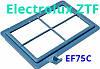 Electrolux Ergoeasy ZTF 7610…7660, ZTI 7610…7671 выпускной фильтр EF75C для пылесоса