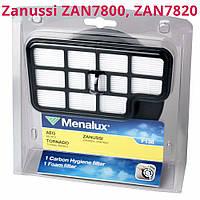 Для пилососа Zanussi ZAN7800, ZAN7810, ZAN7820, ZAN7830, ZAN7850 фільтр hepa Menalux F138
