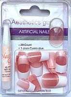 Накладные искусственные ногти GLOBOS N-6733