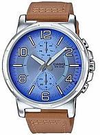 Мужские часы Casio MTP-E313L-2B2VDF оригинал