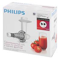Philips HR 7995 насадка для сока на мясорубку