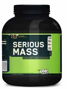 Гейнер Serious Mass (2,7 кг) Optimum Nutrition