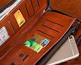 Мужской портмоне клатч Jeep art. 5881, фото 2