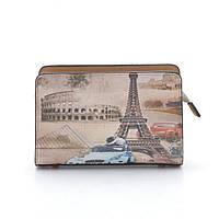 Женская сумочка-клатч 9176 бежевый