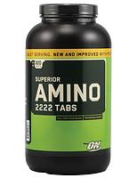 Optimum Nutrition Superior Amino 2222 Tabs 320 tab.