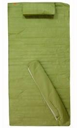 Пляжный коврик с подголовником 74х150 оливковый, фото 2