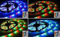 Светодиодная Лента 3528 RGB Цветная