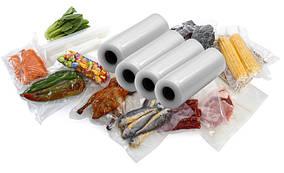 Пакеты для вакуумирования, вакуумные пакеты, мешки, рулон для вакуумирования