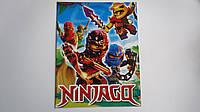 "Раскраска ""Ninjago Ниндзяго"",А4,12рис для детей.Раскраски для детей.Розмальовка ""Ninjago Ниндзяго""  дитяча.Рас"