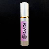 Мини-парфюм в атомайзере 15 мл. Женская туалетная вода Versace Bright Crystal (Версаче Брайт Кристал) в гильзе