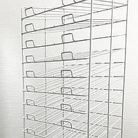 Стеллаж ( стойка ) под скрап бумагу металическая напольная
