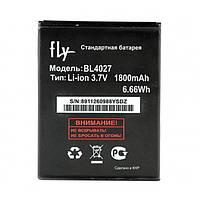 Аккумулятор BL4027 для Fly IQ4410
