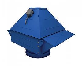 Центробежный крышный вентилятор дымоудаления ВЕНТС (VENTS) ВКДВ 630-600-3,0/960