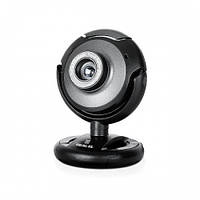 Веб-камера REAL-EL FC-120 с микрофоном