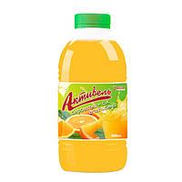 """Напиток сыровоточный """"Aktuvel"""" Сыровотка + Сок апельсину"""