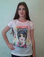 Недорогая женская футболка - Одесса