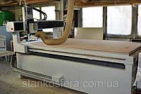 Фрезерный станок с ЧПУ ATS 2112 PRO бу 2011 г. в. для производства фасадов и деталей мебели, фото 1