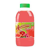 """Напиток сывороточный """"Aktuvel"""" Сыровотка + Сок грейпфрута"""