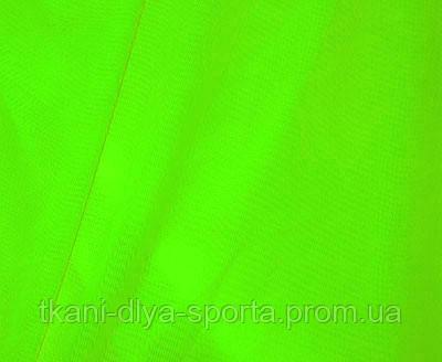 Стрейч-сетка ярко-салатовая fluo