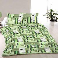 Комплект постельного белья, полутораспальный.  Бязь  Голд