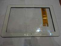 Tачскрин  сенсор для  планшета ainol captain 10.1, 70 pin,  A11120A10033_V04, б.у. оригинал в рамке