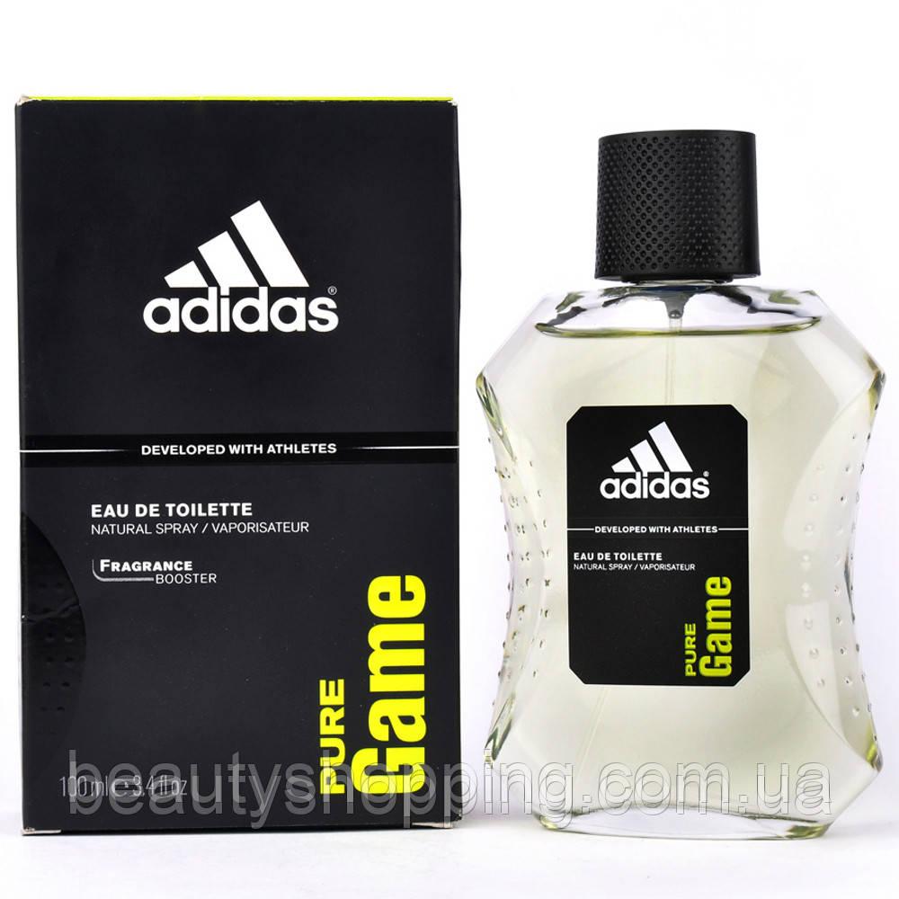 Adidas туалетная вода Pure Game