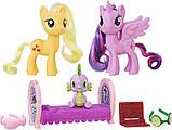 Игровой набор Princess Twilight Sparkle & Applejack (B9850-B9160), фото 2