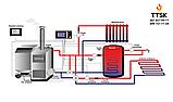 Терморегулятор для котлов с автомат. подачей топлива Tech ST-40, фото 2