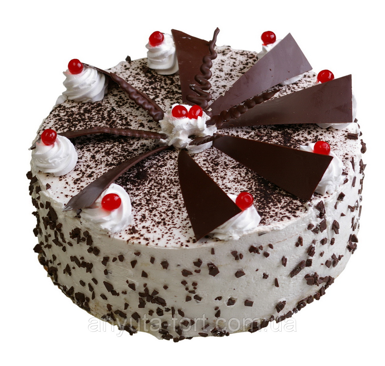 Черный лес торт на заказ
