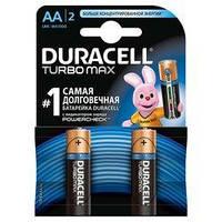Батарейка Duracell AA TURBO MAX LR06 * 2 (5000394069183 / 81546724)