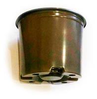Горшок для рассады, d 9 см, объем 370 мл с перфорацией, упаковка 65 шт.