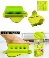 Щетка для ног Foot brush, щетка массажная на присосках