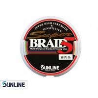 Шнур SUNLINE Super Braid 5 150m #0.6/0,128mm 4 kg