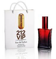Carolina herrera 212 vip парфюмированная вода (мини)  lp (копия)