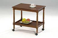 Кофейный сервировочный столик на колесиках W-82