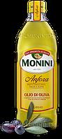 Оливковое масло Monini Anfora смесь рафинированного и extra vergine 1 л., фото 1