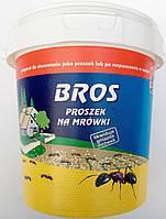 Порошок от муравьёв BROS ведро