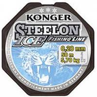 Леска Konger Steelon Ice 50м d-0.14мм