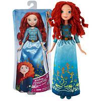 Кукла Мерида - Храбрая сердцем Disney Princess Royal Shimmer Merida Doll