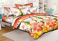 Детское постельное бельё Феи Динь Динь 150*220 хлопок (6434) TM KRISPOL Украина