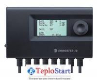Контроллер для работы 3-х устройств в системе отопления Euroster 12