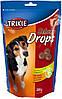 31611 Trixie Schoko Drops шоколадные дропсы, 75 гр