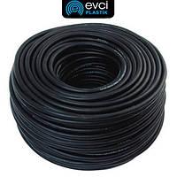 Многолетняя капельная трубка для капельного полива 16мм интервал 20см EVCI (100м)